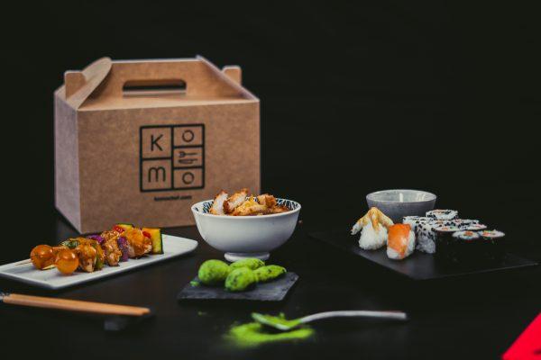 Menú Komokio - Komo, cocina gourmet en tu casa