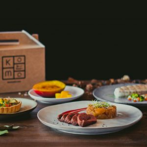 Menú Komorís - Komo, cocina gourmet en tu casa