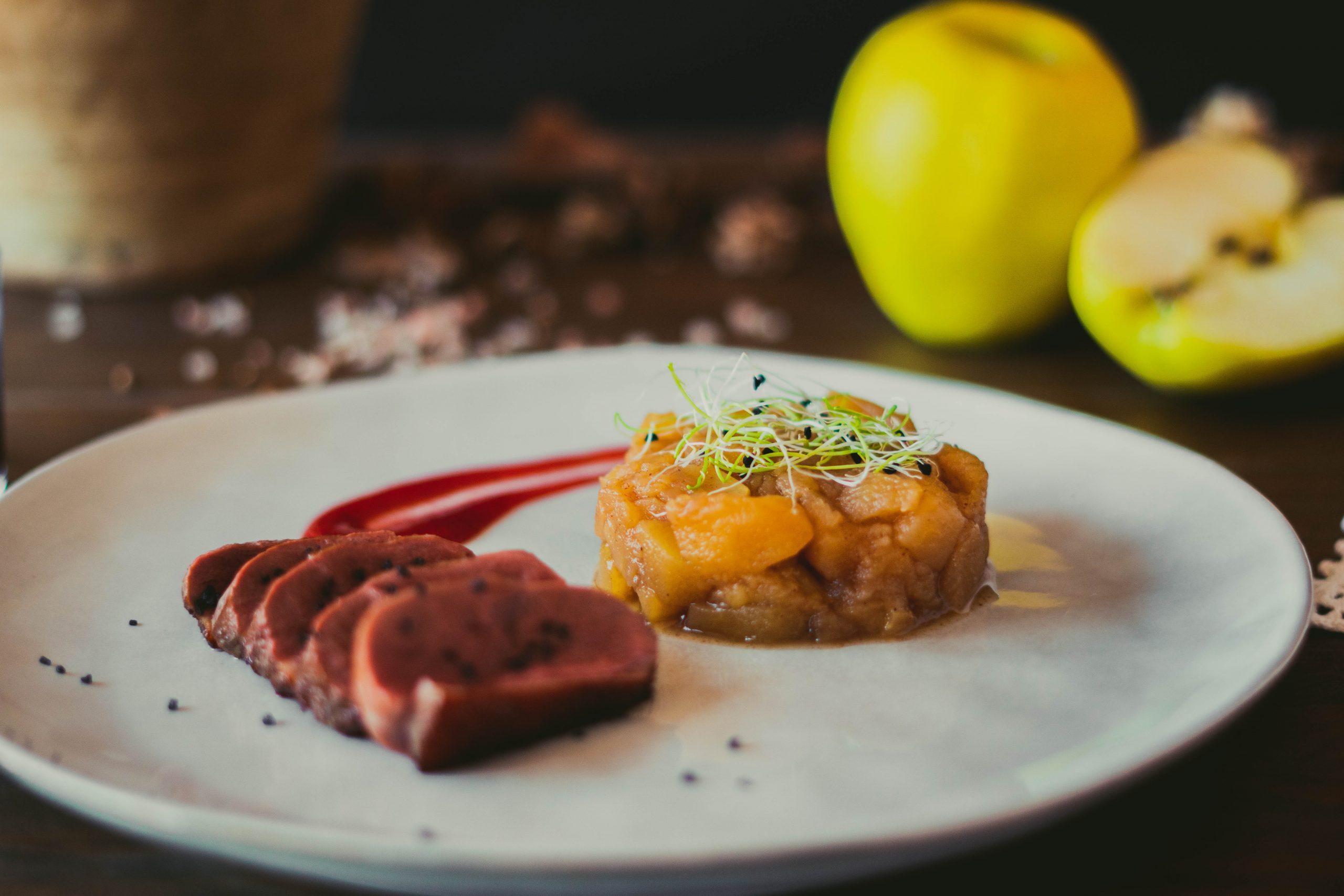 Menú Komorís - Magret de pato - Komo, cocina gourmet en tu casa