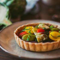 Menú Komorís - Verduras confitadas - Komo, cocina gourmet en tu casa