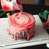 Tarta Mármola - Nuestro lado más dulce - Komo