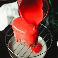 San Valentín - Tarta Komo de Corazón