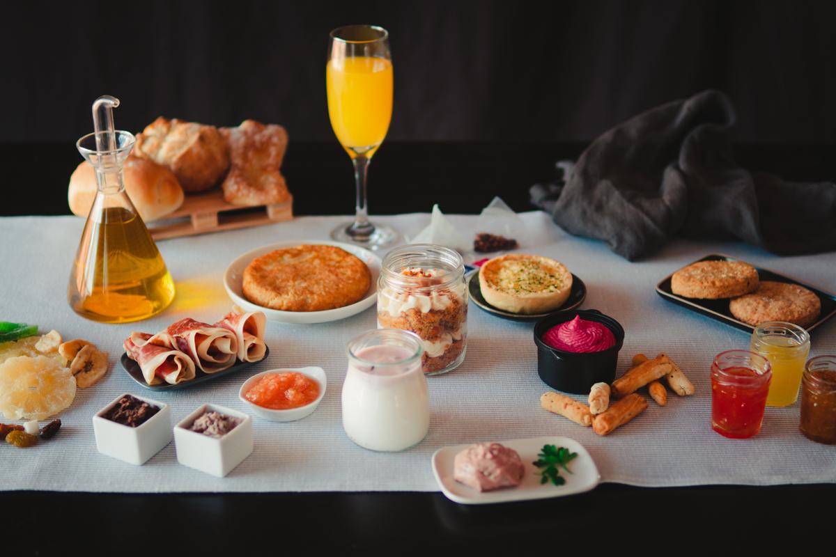 Komo Brunch Especial - Desayunos gourmet