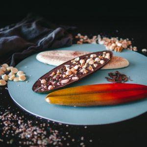Komo Dulces - Haba de chocolate - 1