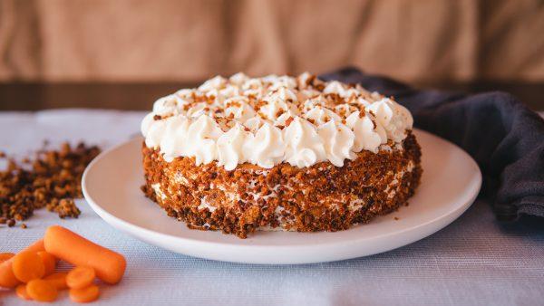Tarta carrot - Nuestro lado más dulce - Komo